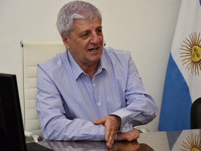 """Andreotti, sobre coparticipación: """"¿Quién se acuerda de los Municipios?"""""""