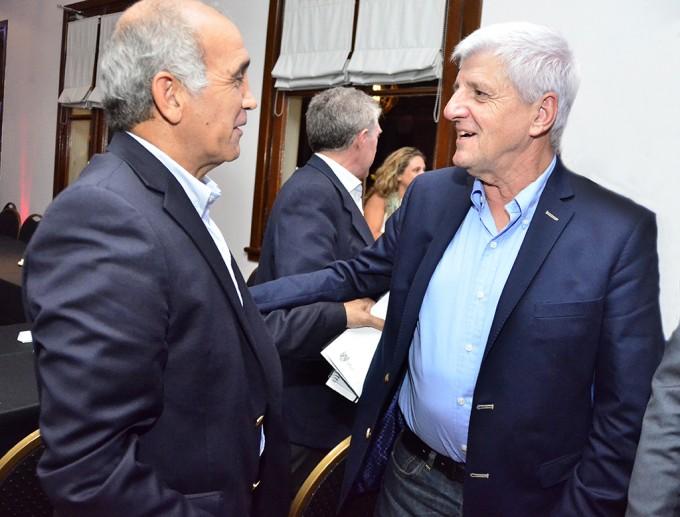"""Andreotti, tras reunión con Salvador: """"Es fundamental avanzar en los temas de Islas y presupuestarlos para poder ejecutarlos"""""""