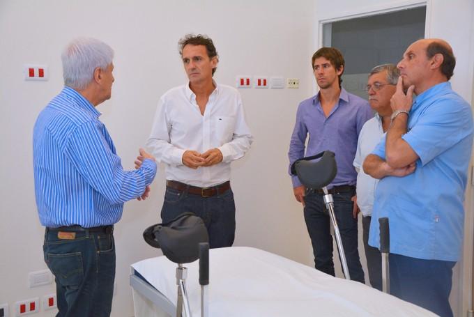 """Diputado Andreotti, en San Martín: """"Seguimos recorriendo Municipios y dialogando para mejorar la vida a todos los bonaerenses"""""""