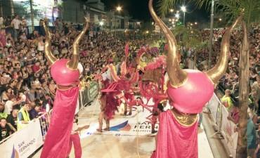 Más de 70.000 personas participaron en el primer día del Gran Corso Familiar de San Fernando