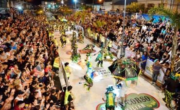 Más de 250 mil personas disfrutaron en los 3 días del Gran Corso Familiar de San Fernando