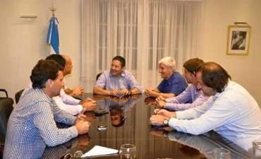 """Diputado Juan Andreotti: """"Queremos trabajar en equipo y colaborar con la Gobernadora"""""""