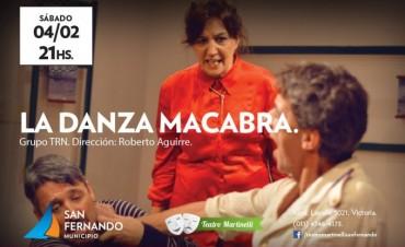 Este sábado, una obra de teatro gratuita en San Fernando