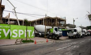 Nueva etapa concretada para el Hospital Municipal de San Fernando