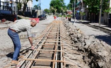 San Fernando presentó su plan de obras al Ministerio de Infraestructura de la Provincia