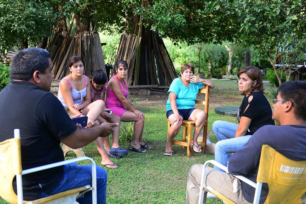 Vecinos isleños de San Fernando tristes y preocupados por el cierre de escuelas