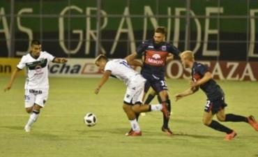 San Martín de San Juan y Tigre cerraron la fecha con un aburrido empate