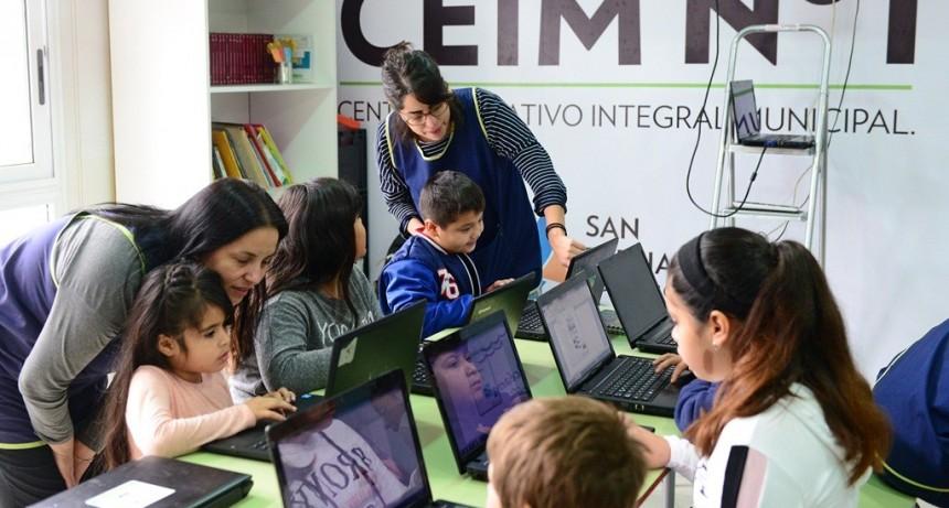 Los Centros Educativos Integrales de San Fernando abrieron las inscripciones 2019