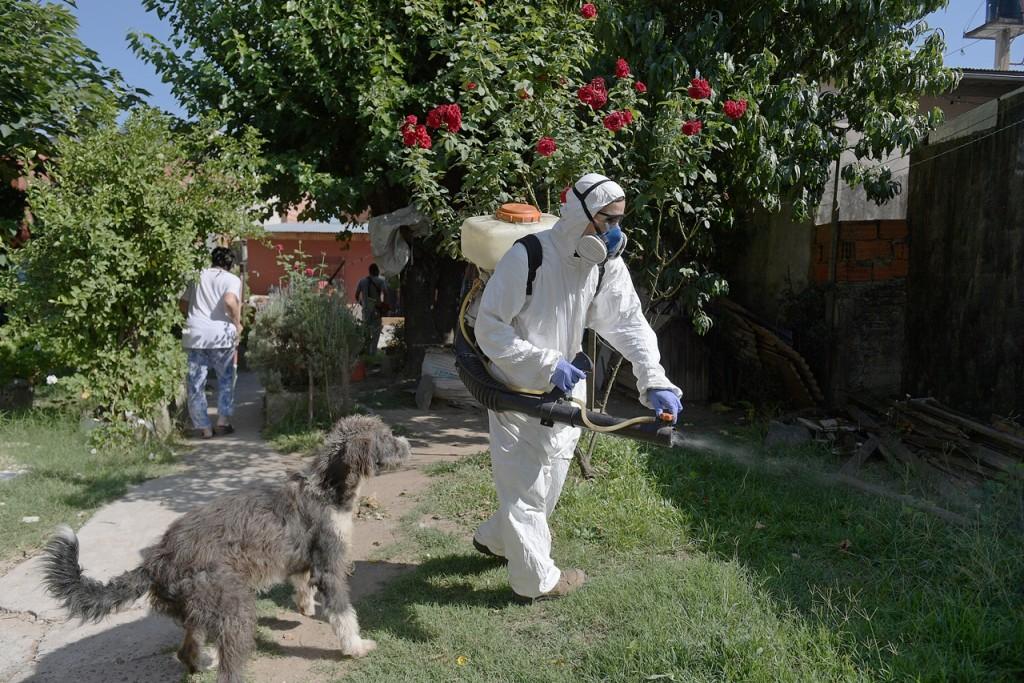San Fernando sigue realizando operativos de prevención contra el dengue en toda la ciudad