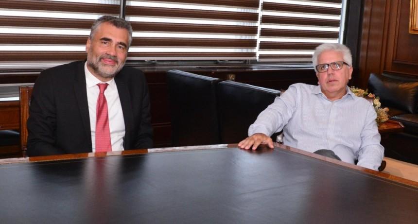 VANOLI PIDIÓ AL BYMA LA CREACIÓN DE INSTRUMENTOS FINANCIEROS PARA IMPULSAR PROYECTOS PRODUCTIVOS