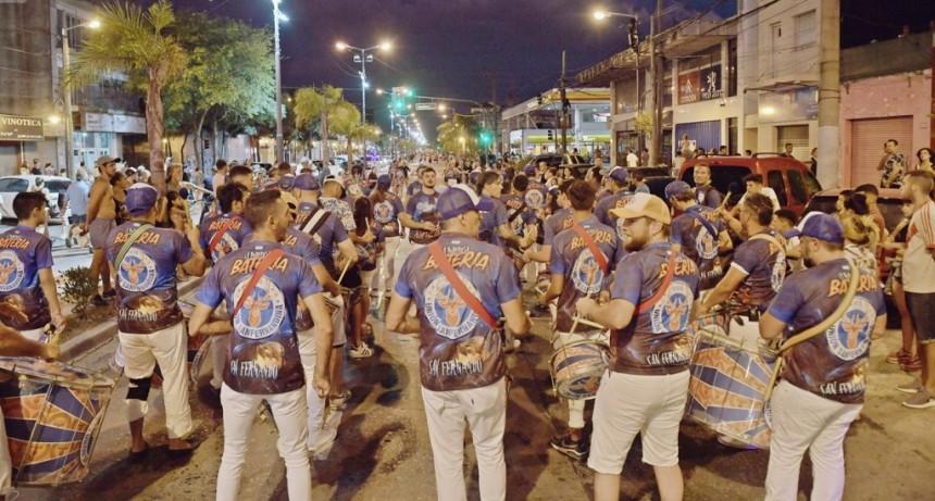 San Fernando realiza los últimos ensayos previos al Gran Corso Familiar 2020