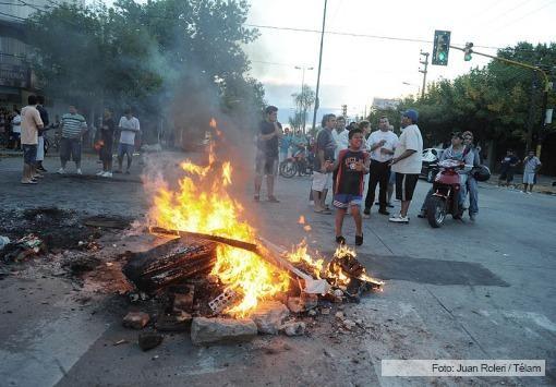 San Fernando: vecinos le reclamaron soluciones al intendente Andreotti