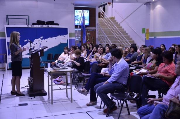 Se realizó en San Fernando un taller sobre Prevención  de Maltrato y Abuso Sexual Infantil