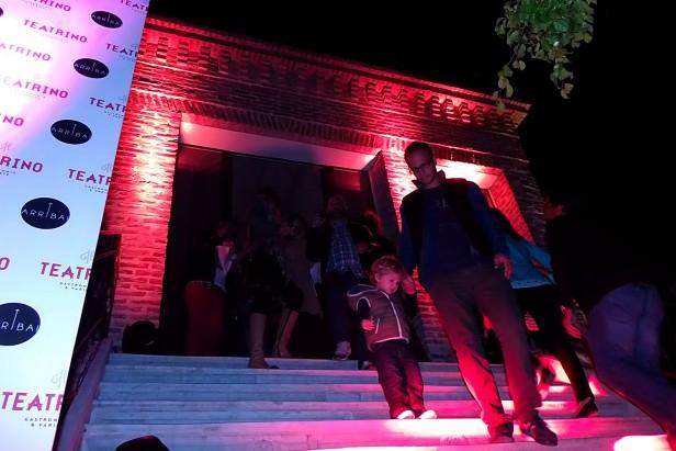 Una nueva sala teatral abrió sus puertas en Tigre