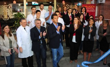El Hospital Oftalmológico de Tigre amplia sus espacios