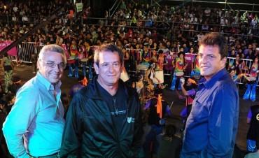Más de 150 mil vecinos disfrutaron de los carnavales en Tigre