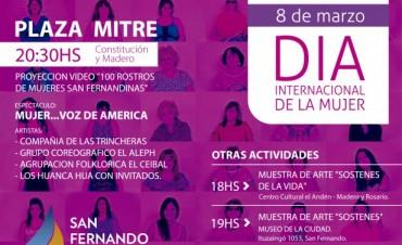 San Fernando festejará el 'Día de la Mujer' con música, baile y artes plásticas