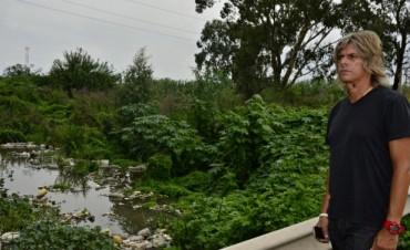 """Gastón D´ Aquino: """"Scioli, San Fernando es parte de la provincia de Buenos Aires que también se inundó"""""""