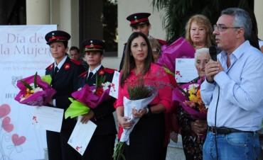 Tigre celebró el Día Internacional de la Mujer