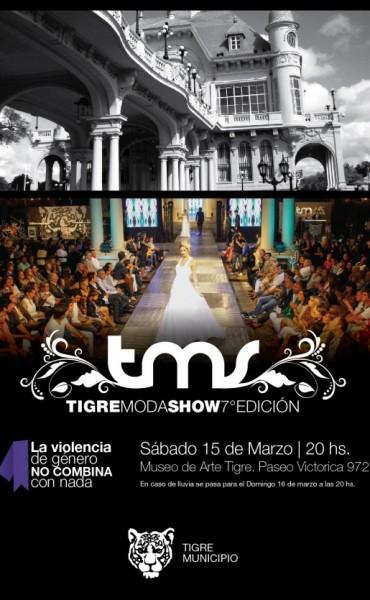 Llega la 7 ma. Edición del Tigre Moda Show