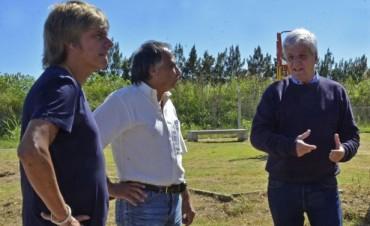 El Municipio analiza construir un reservorio para evitar anegamientos en Villa Jardín