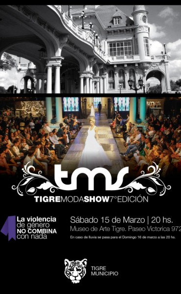 Ya se palpita la 7 ma. Edición del Tigre Moda Show