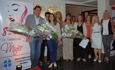 La comunidad de Don Torcuato homenajeó  a la mujer