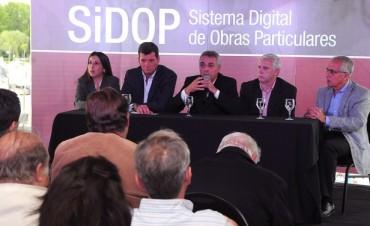 Nuevo Sistema Digital de Obras Particulares en Tigre