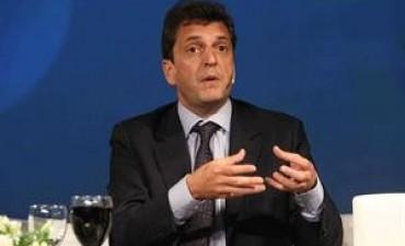 Sergio Massa, sobre su propuesta para modificar el Código Penal: