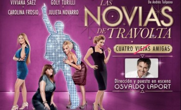 Próximas funciones del Nuevo Teatro Martinelli: 'Las Novias de Travolta' y el Ciclo de Teatro Para Chicos
