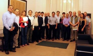 Tigre se reúne con empresas de servicios para optimizar los trabajos en el distrito