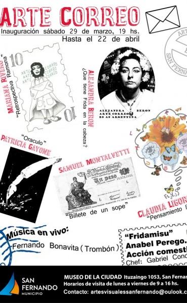 Muestra de 'Arte Correo' en el Museo de la Ciudad