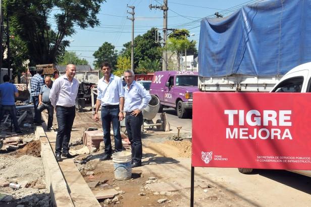 El Centro Comercial de Don Torcuato se sigue renovando con más obras
