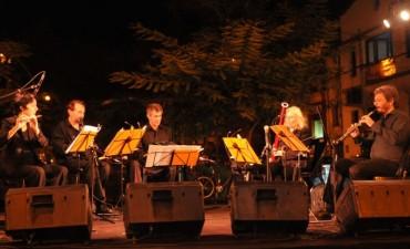 Fusión de instrumentos en la primera noche de