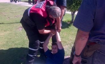 La policía de Tigre detuvo deliberadamente al precandidato a intendente del FPV local