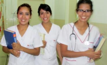 La Escuela de Enfermería Universitaria de Tigre abre sus puertas a los vecinos