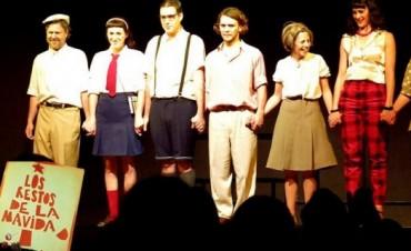 El grupo Triedro representará a Tigre en el Festival Provincial de Teatro