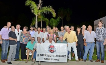 Radicales expresaron su apoyo al Intendente del Frente Renovador en San Fernando