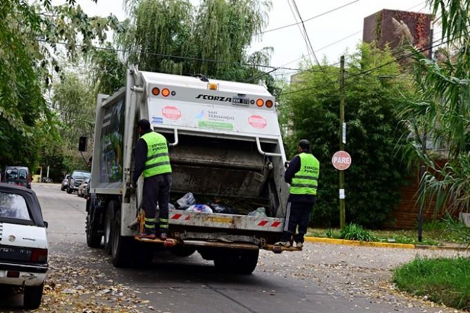 En Semana Santa no habrá recolección domiciliaria de basura