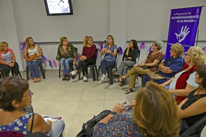 """El Taller """"Dialogando entre Mujeres"""" se realizó en San Fernando"""
