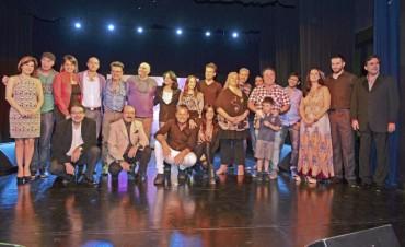 San Fernando presentó a las figuras de la temporada 2016 del Teatro Martinelli