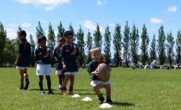 Cuando el deporte es dar Es un modelo de club creado para promover la integración y fortalecer el crecimiento sano de los chicos.