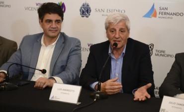 Luis Andreotti espera ser llamado por el Presidente del Grupo BAPRO