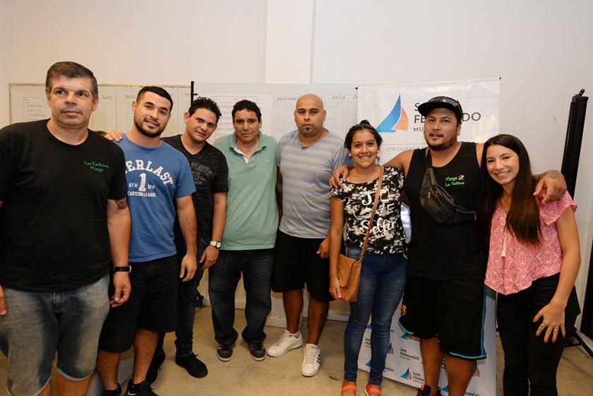 San Fernando premió a las murgas participantes del Corso Familiar 2017