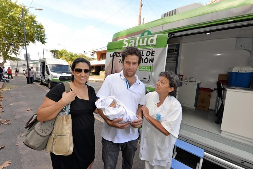 El 'Municipio en tu Barrio' continúa recorriendo todo San Fernando
