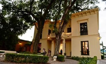 """La Quinta """"El Ombú"""" de San Fernando inauguró una muestra de """"Arte Botánico"""""""