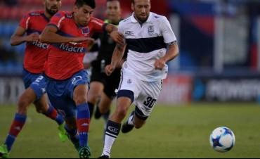 Gimnasia pegó un grito sobre el final ante Tigre y gano 1 a 0