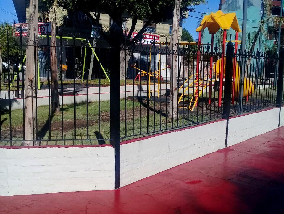 San Fernando sumó un nuevo espacio verde en Virreyes