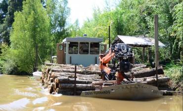 El Municipio junto a productores isleños afectados por el cierre de escuelas en el Delta