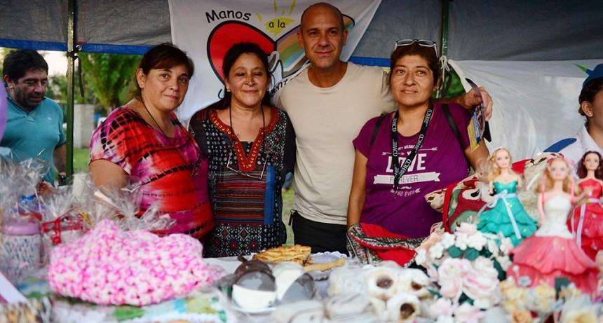 San Fernando cerró el 'Mes de la Mujer' con un evento en la Plaza del Bicentenario